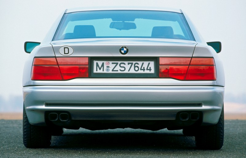 BMW E31 840i, 850i and 850CSi Celebrate 25th-Anniversary Homecoming in Munchen 9