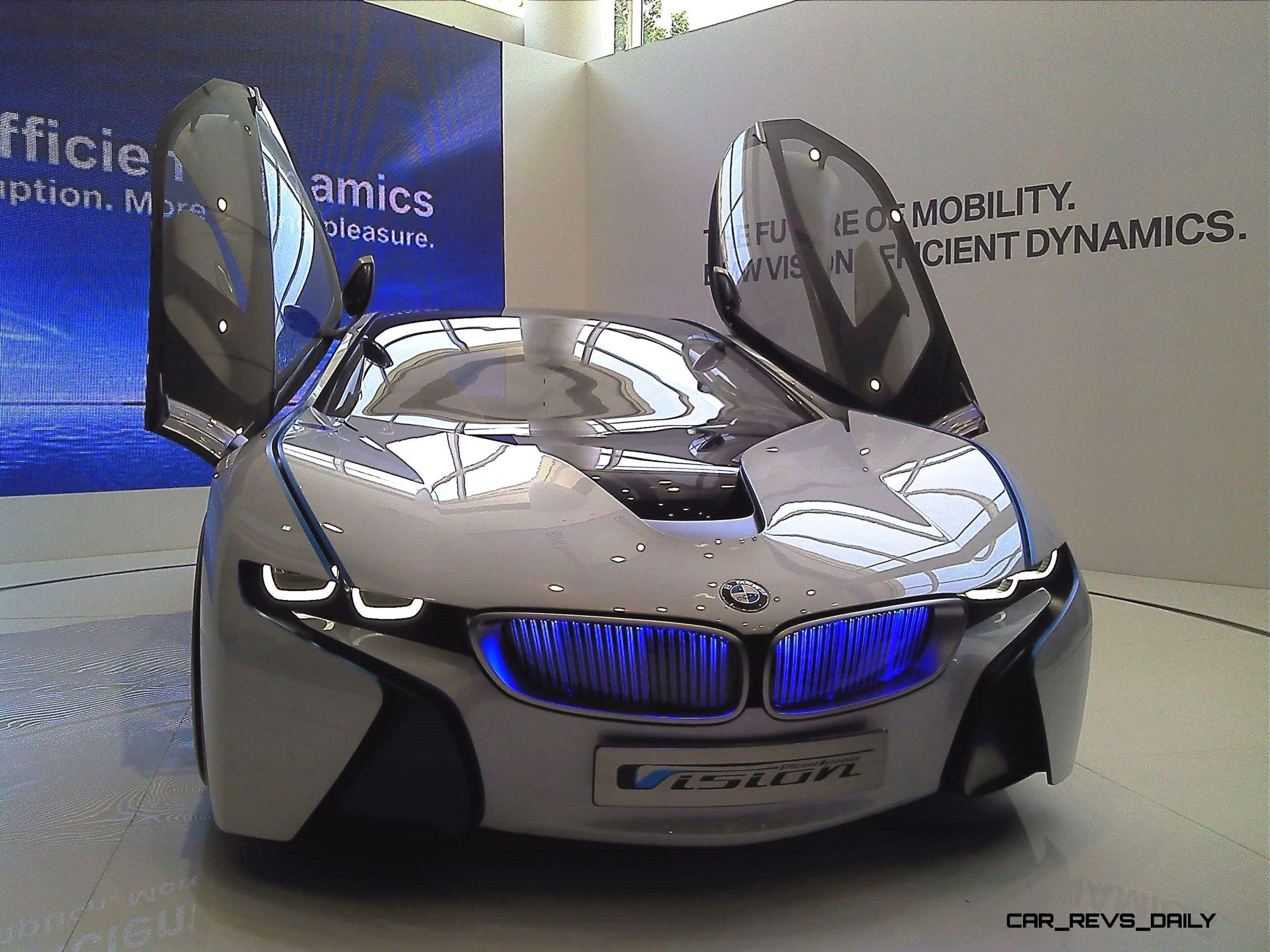 2017 Bmw I6 Is Hiding In Plain Sight 2009 Bmw Vision