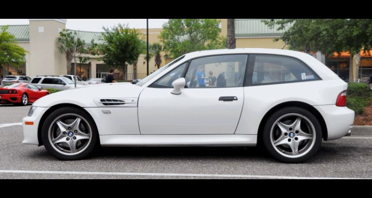 BMW M Coupe gif