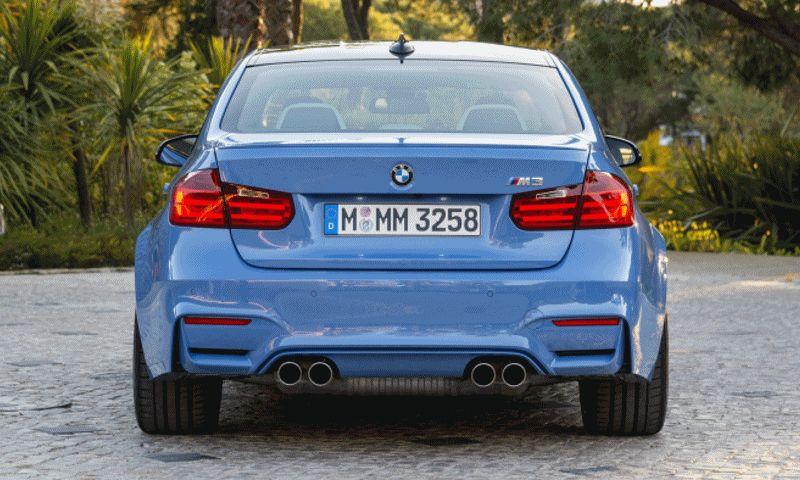 BMW M3 2015 GIF