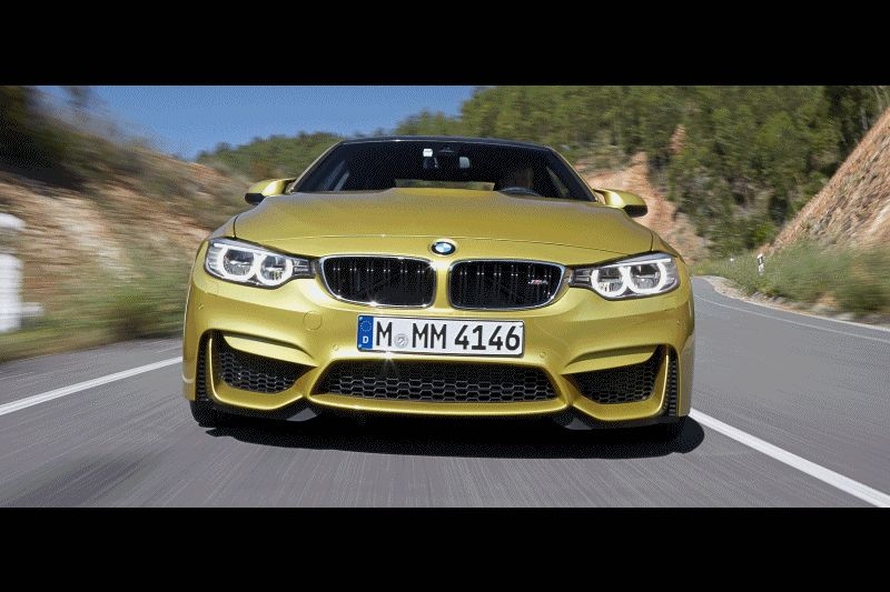 BMW M4 2015 and BMW M3 GIF