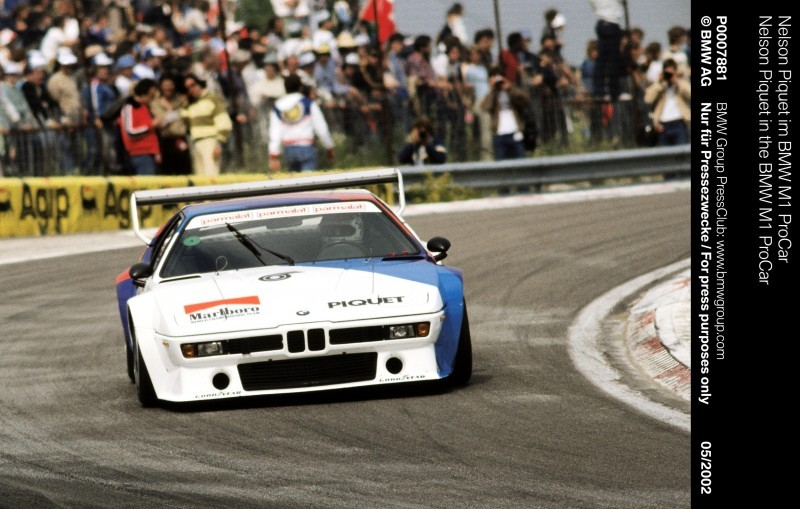 BMW Motorsport GmbH - The M Division History in 50 Iconic Photos 2