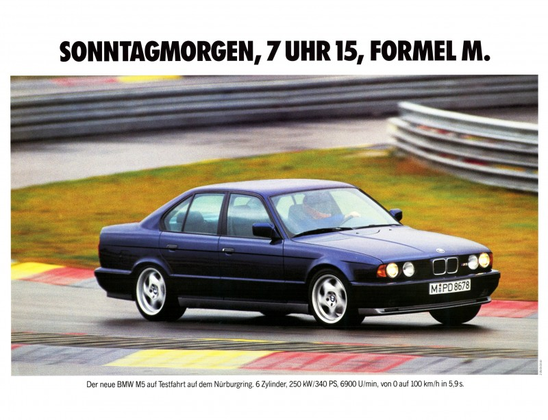 BMW Motorsport GmbH - The M Division History in 50 Iconic Photos 32