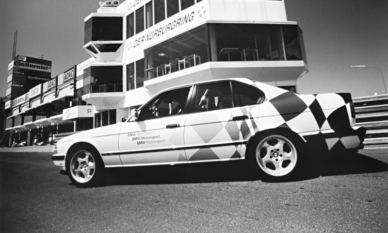 BMW Motorsport GmbH - The M Division History in 50 Iconic Photos 44
