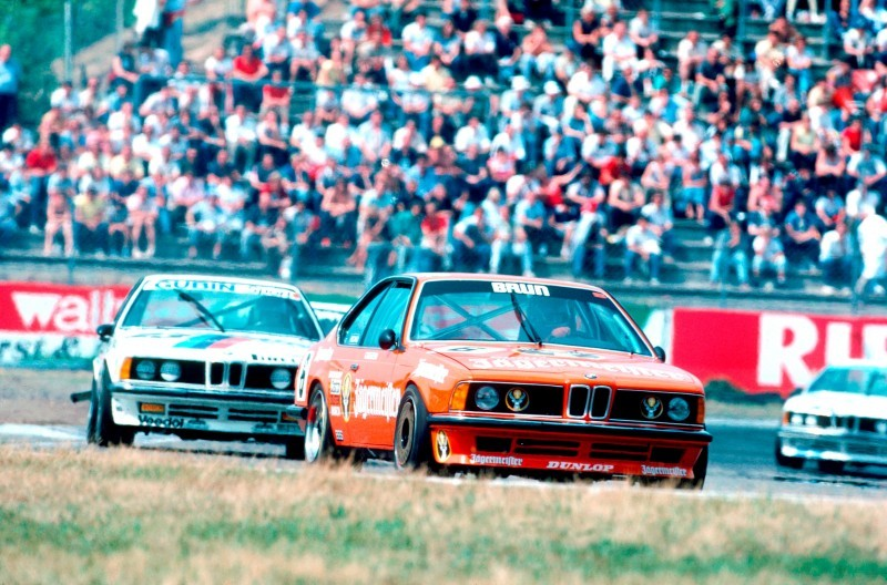 BMW Motorsport GmbH - The M Division History in 50 Iconic Photos 48