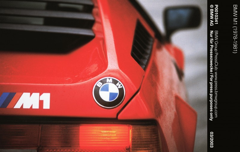 BMW Motorsport GmbH - The M Division History in 50 Iconic Photos 5
