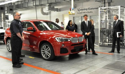 BMW X3 and X4 Factory Tour in 111 High-Res Photos -- Cool, Calm, and Quiet = Opposite of Most Auto Plants 88