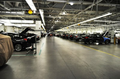 BMW X3 and X4 Factory Tour in 111 High-Res Photos -- Cool, Calm, and Quiet = Opposite of Most Auto Plants 99