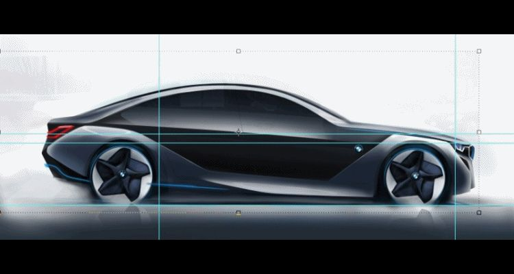 BMW i5 2017 GIF profile