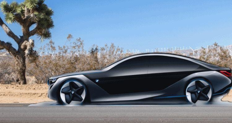 BMW i6 2017 GIF profile