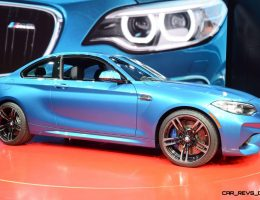 NAIAS 2016 – Showfloor MEGA Gallery – Day One in 180 Photos
