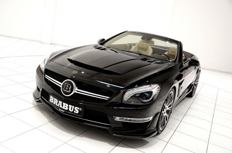 BRABUS 800 V12 Roadster 11