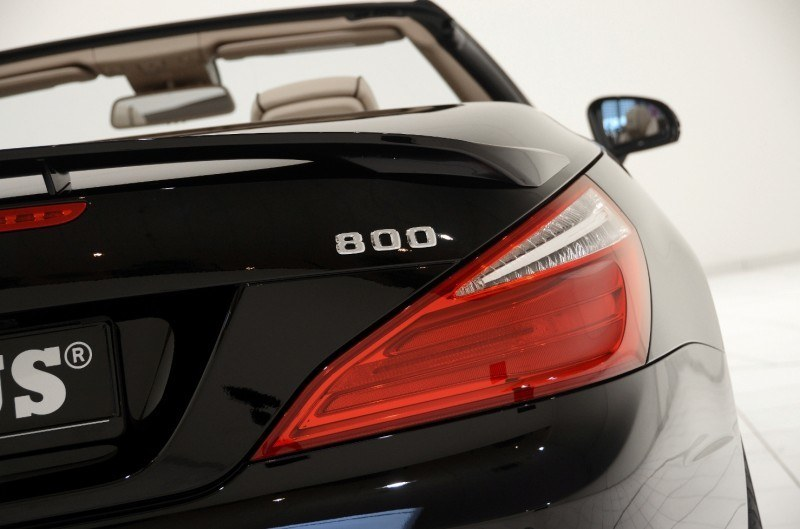 BRABUS 800 V12 Roadster 19