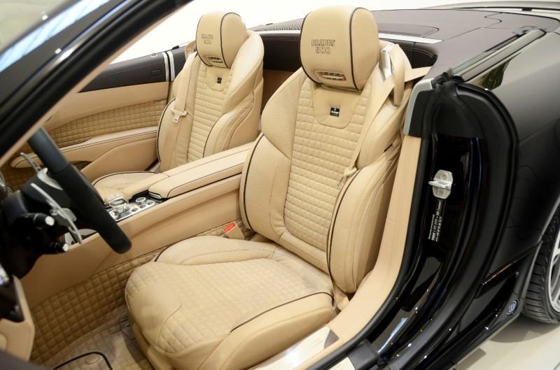 BRABUS 800 V12 Roadster 22