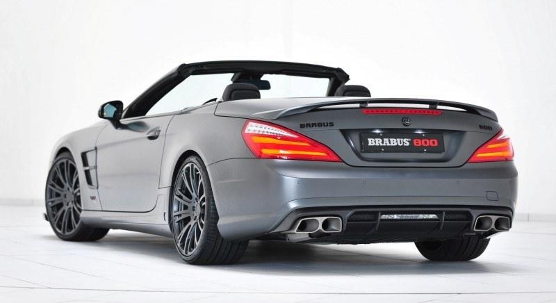 BRABUS 800 V12 Roadster 29
