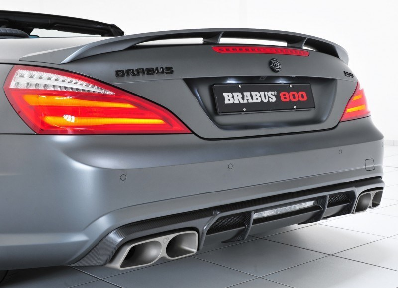 BRABUS 800 V12 Roadster 37
