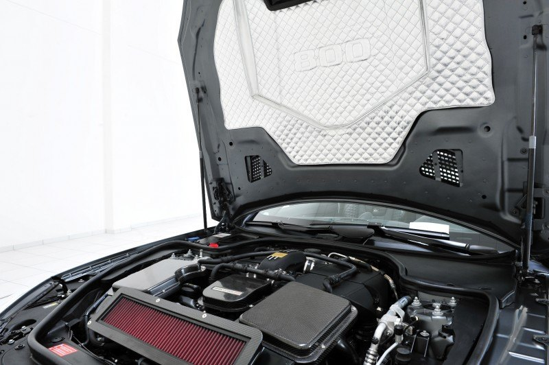 BRABUS 800 V12 Roadster 38