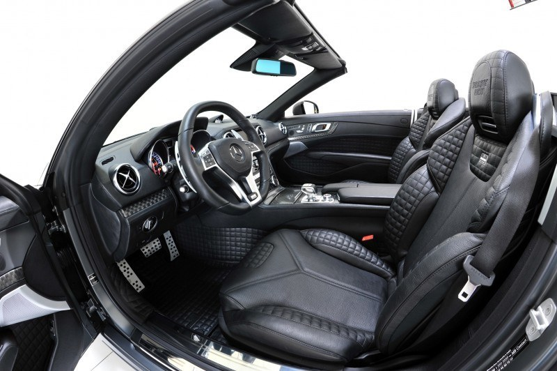 BRABUS 800 V12 Roadster 39