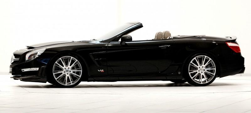 BRABUS 800 V12 Roadster 5