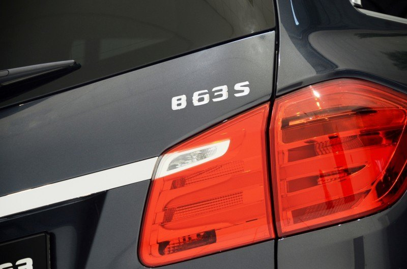 BRABUS B63S 700 Widestar Upgrades for Mercedes-Benz GL-Class Are Ready for Hollywood A-List 24