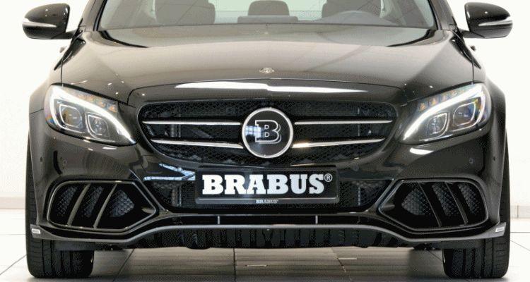 BRABUS C-Class 2015 1 gif