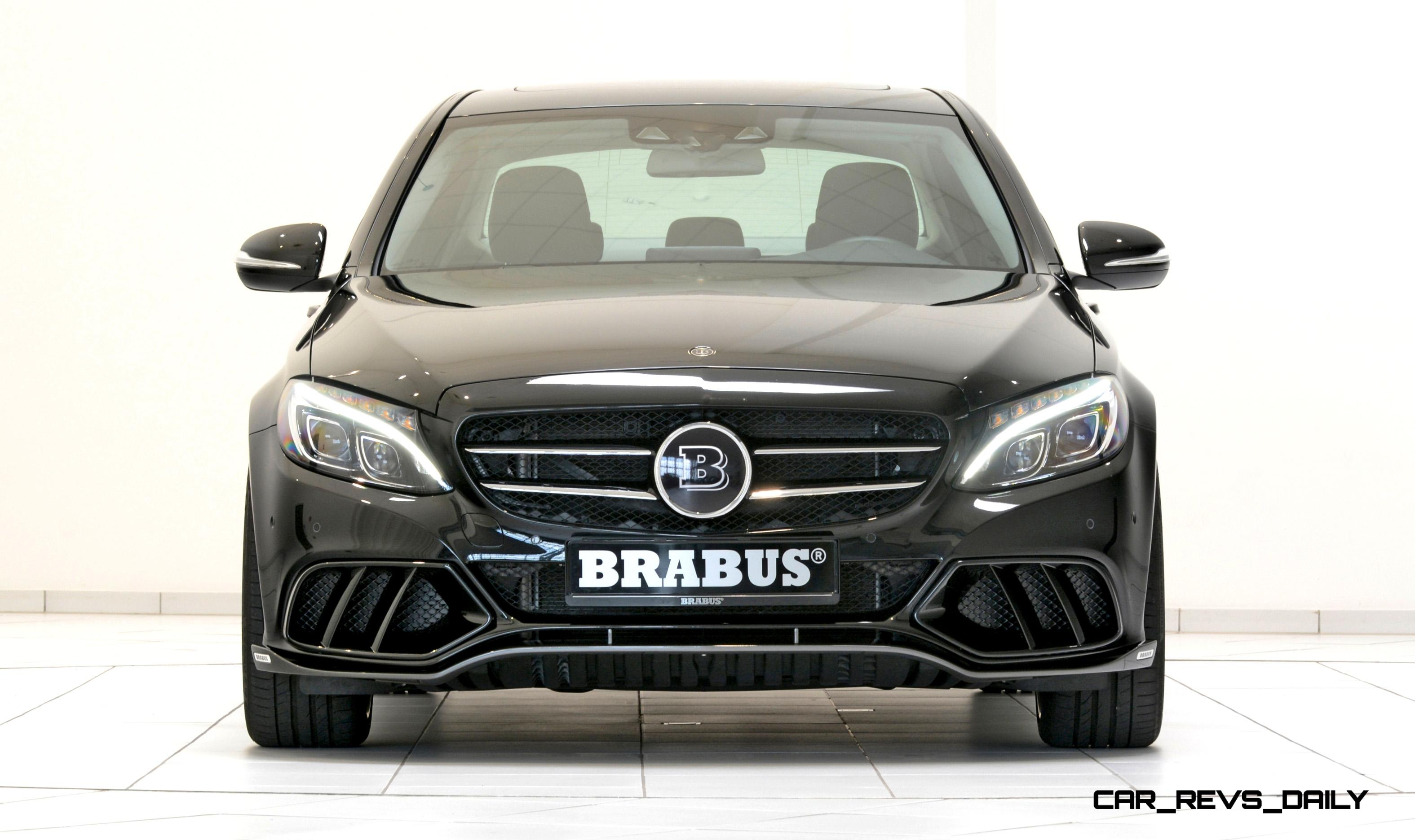 2015 brabus c class offers intense aero kit wheels and turbo chips. Black Bedroom Furniture Sets. Home Design Ideas