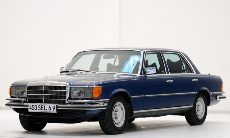 BRABUS Classic Mercedes-Benz Restoration Examples - As-New Cars of Any Age 10