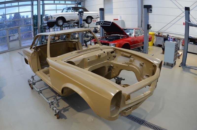 BRABUS Classic Mercedes-Benz Restoration Examples - As-New Cars of Any Age 13