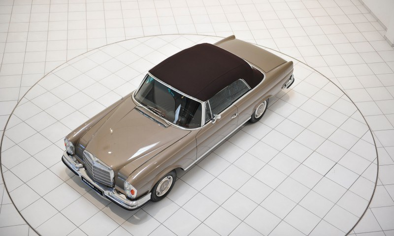 BRABUS Classic Mercedes-Benz Restoration Examples - As-New Cars of Any Age 22