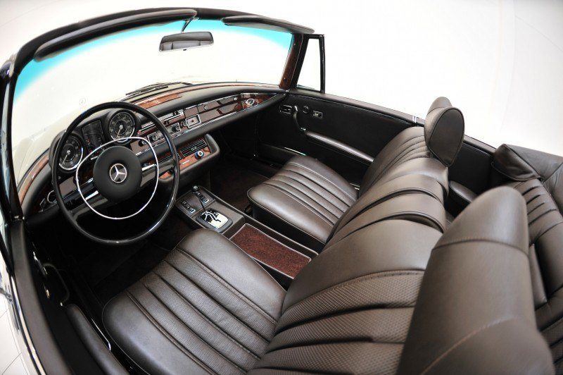 BRABUS Classic Mercedes-Benz Restoration Examples - As-New Cars of Any Age 26