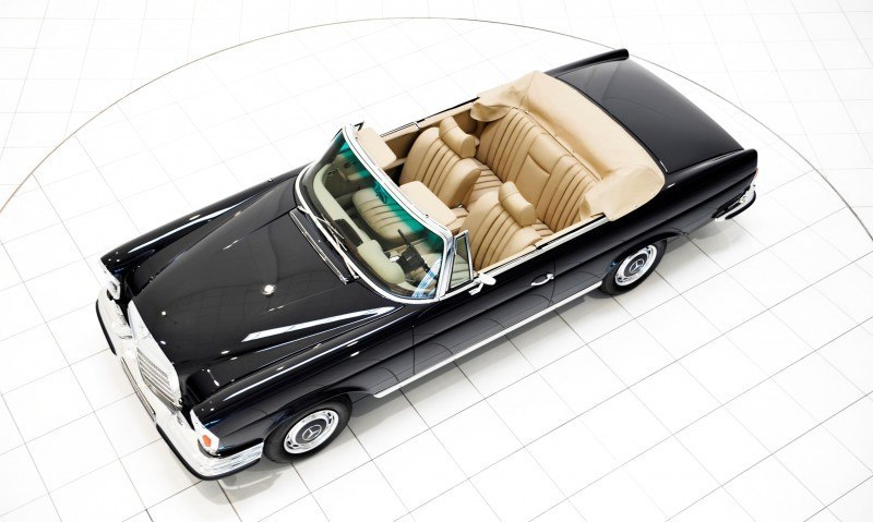 BRABUS Classic Mercedes-Benz Restoration Examples - As-New Cars of Any Age 29