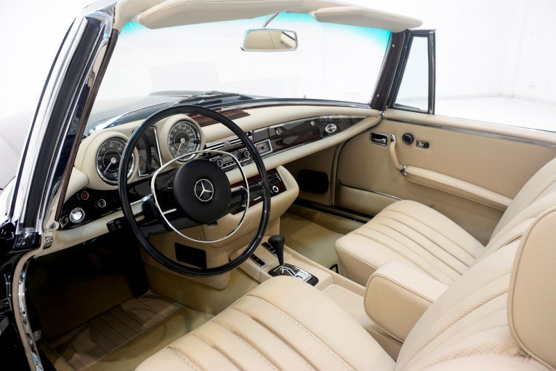 BRABUS Classic Mercedes-Benz Restoration Examples - As-New Cars of Any Age 30