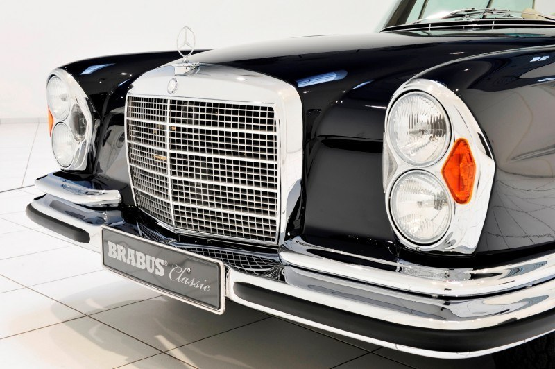BRABUS Classic Mercedes-Benz Restoration Examples - As-New Cars of Any Age 39