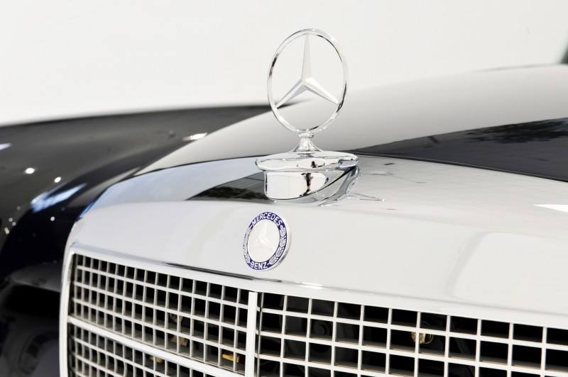 BRABUS Classic Mercedes-Benz Restoration Examples - As-New Cars of Any Age 40