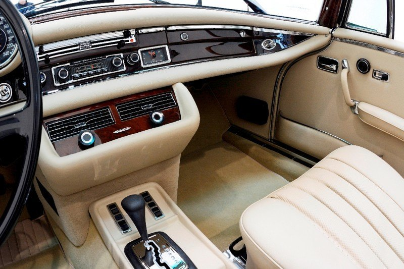 BRABUS Classic Mercedes-Benz Restoration Examples - As-New Cars of Any Age 50