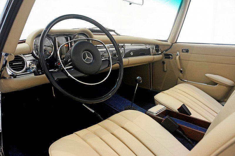 BRABUS Classic Mercedes-Benz Restoration Examples - As-New Cars of Any Age 55