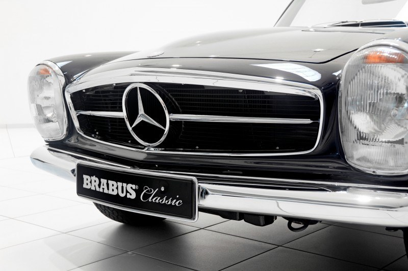 BRABUS Classic Mercedes-Benz Restoration Examples - As-New Cars of Any Age 62