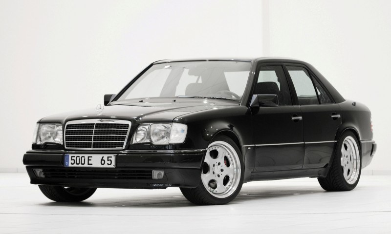 BRABUS Classic Mercedes-Benz Restoration Examples - As-New Cars of Any Age 9