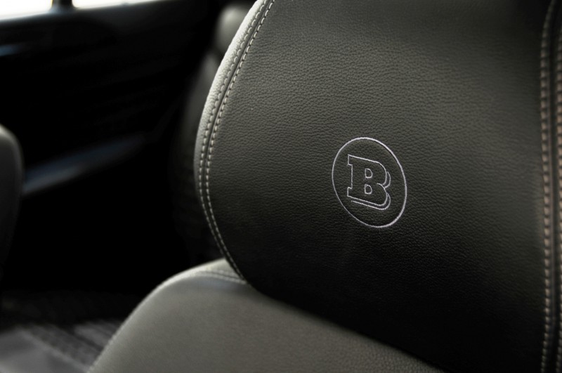 BRABUS Custom Interiors for the Mercedes-Benz ML-Class SUV 11