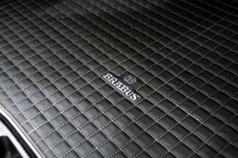 BRABUS Custom Interiors for the Mercedes-Benz ML-Class SUV 13
