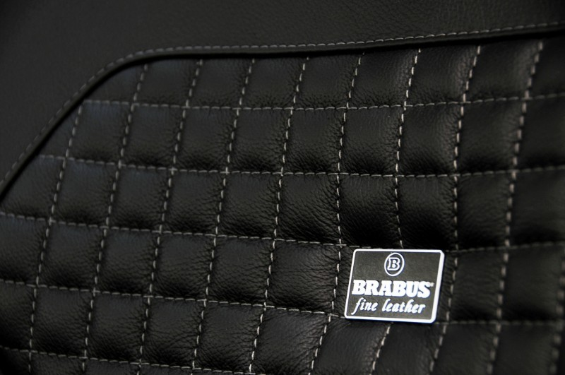 BRABUS Custom Interiors for the Mercedes-Benz ML-Class SUV 7