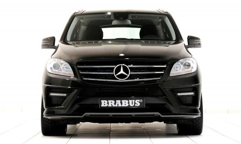 BRABUS Mercedes-Benz ML-Class 4