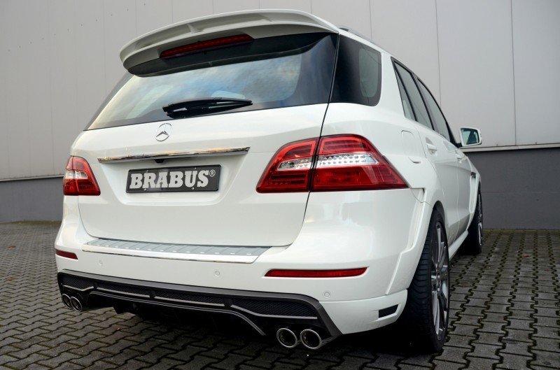 BRABUS Mercedes-Benz ML-Class 43