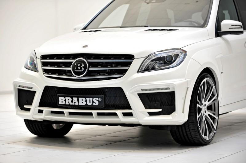 BRABUS Mercedes-Benz ML-Class 49