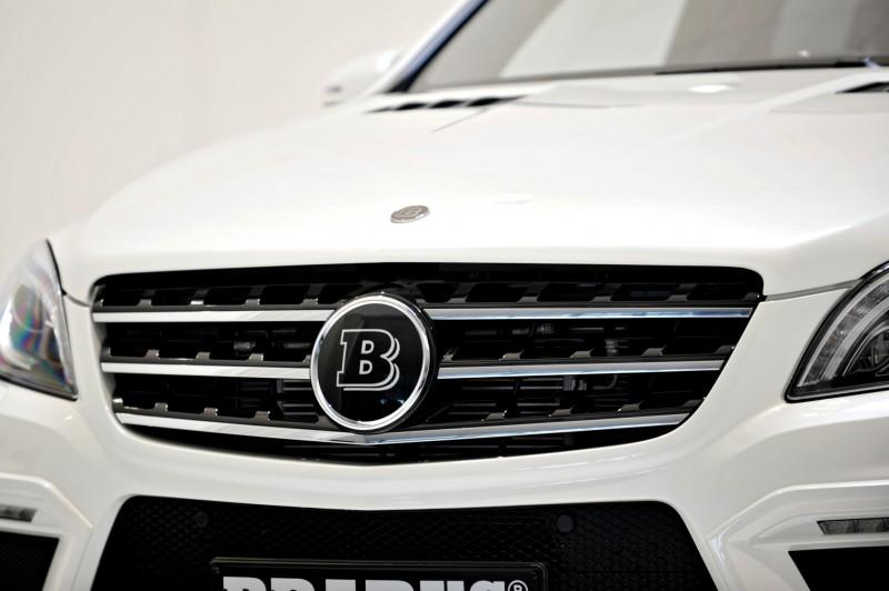 BRABUS Mercedes-Benz ML-Class 50