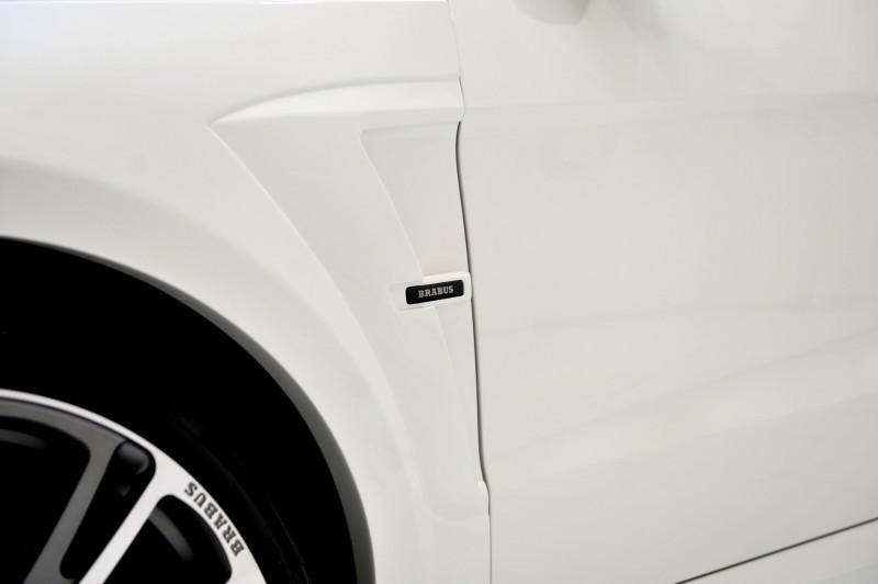BRABUS Mercedes-Benz ML-Class 52