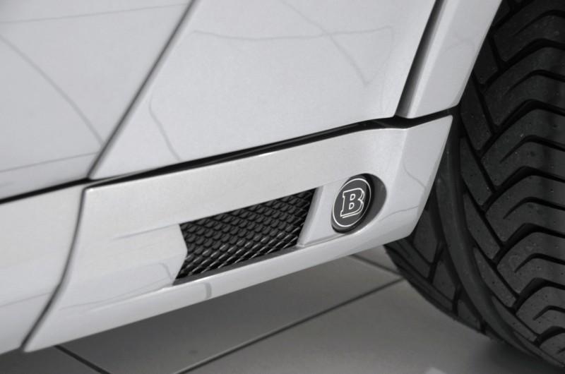 BRABUS Mercedes-Benz ML-Class 74