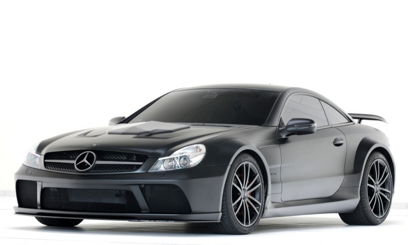 BRABUS VANISH SL Black Series 1