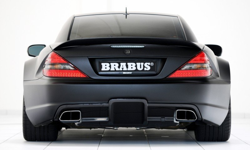 BRABUS VANISH SL Black Series 10