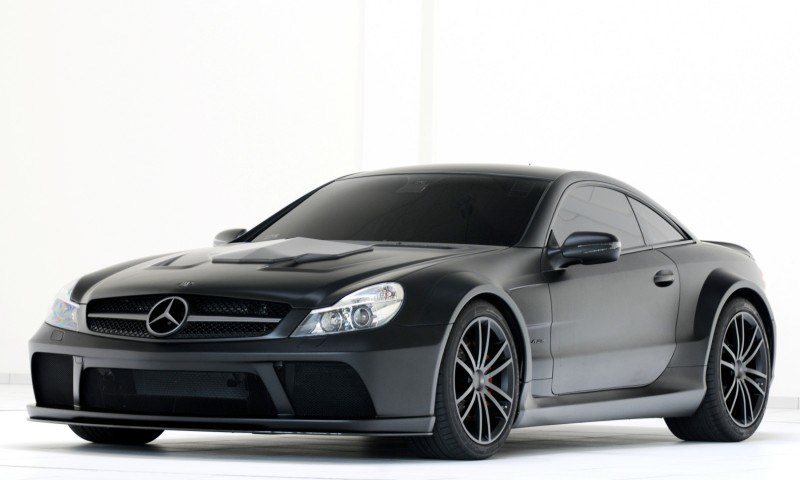 BRABUS VANISH SL Black Series 14